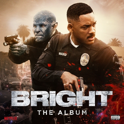VARIOUS ARTISTS - Bright: The Album