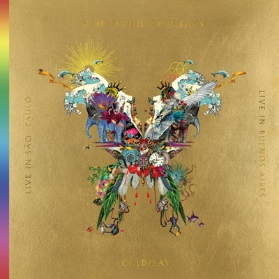 Coldplay - The Butterfly Package