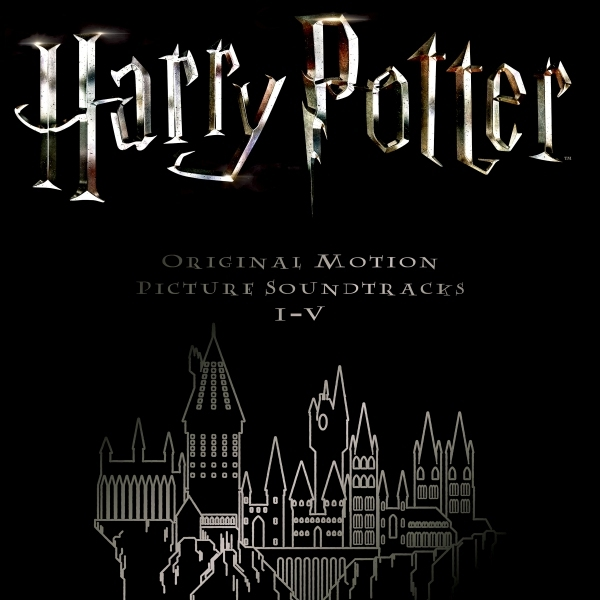 HARRY POTTER - Harry Potter: Original Motion Picture Soundtracks I-V