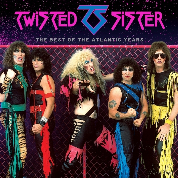TWISTED SISTER - Twisted Sister: Best Of The Atlantic Years