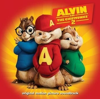 VARIOUS ARTISTS - ALVIN AND THE CHIPMUNKS: THE SQUEAKQUEL OST