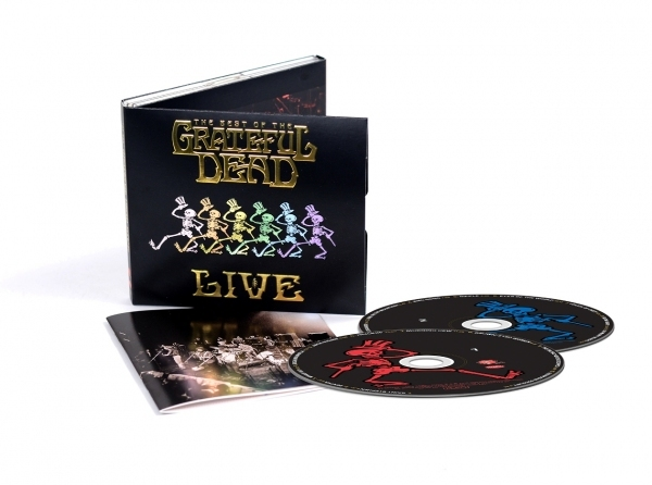 GRATEFUL DEAD - The Best Of The Grateful Dead Live
