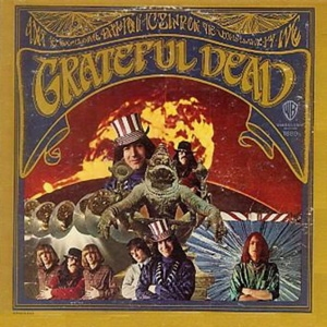 GRATEFUL DEAD - FIRST ALBUM