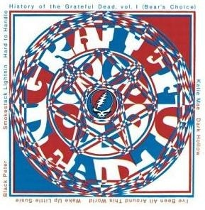 GRATEFUL DEAD - HISTORY OF GRATEFUL DEAD VOL.1
