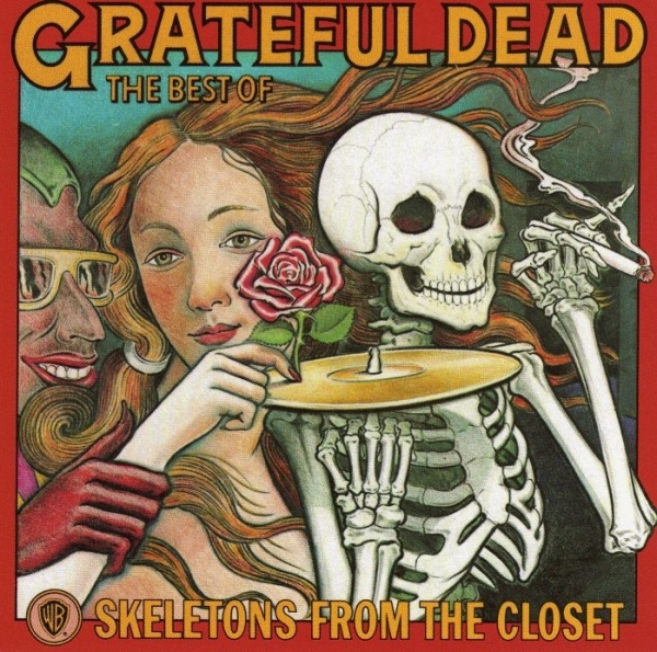 GRATEFUL DEAD - THE BEST OF (SKELETONS)