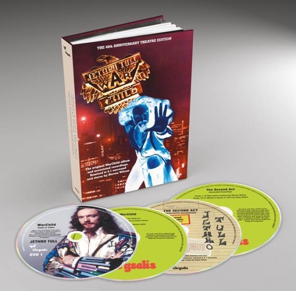 Jethro Tull - Warchild: The 40th Anniversary Theatre Edition