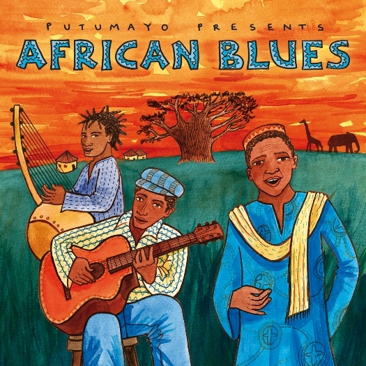 VARIOUS ARTISTS - AFRICAN BLUES