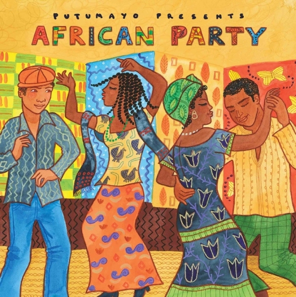 VARIOUS ARTISTS - AFRICAN PARTY