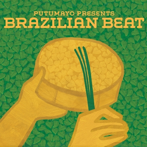 VARIOUS ARTISTS - BRAZILIAN BEAT
