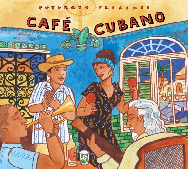 VARIOUS - CAFE CUBANO