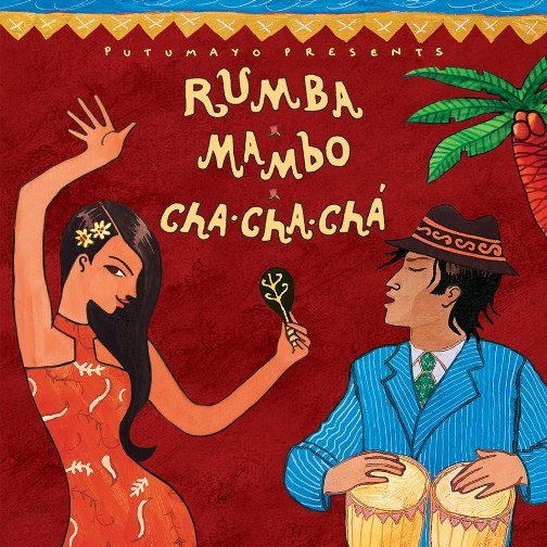 VARIOUS ARTISTS - RUMBA, MAMBO, CHA CHA CHA
