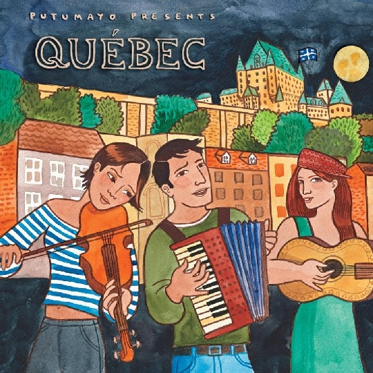 VARIOUS ARTISTS - QUEBEC