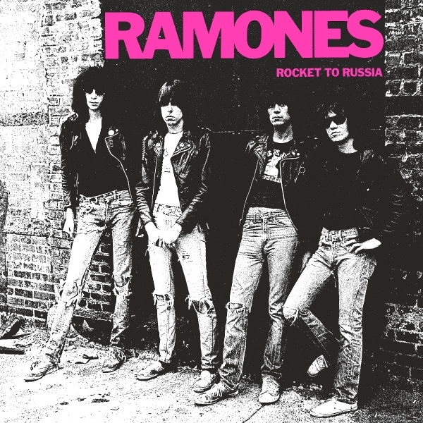 RAMONES - Rocket To Russia: 40th Anniversary Deluxe Edition