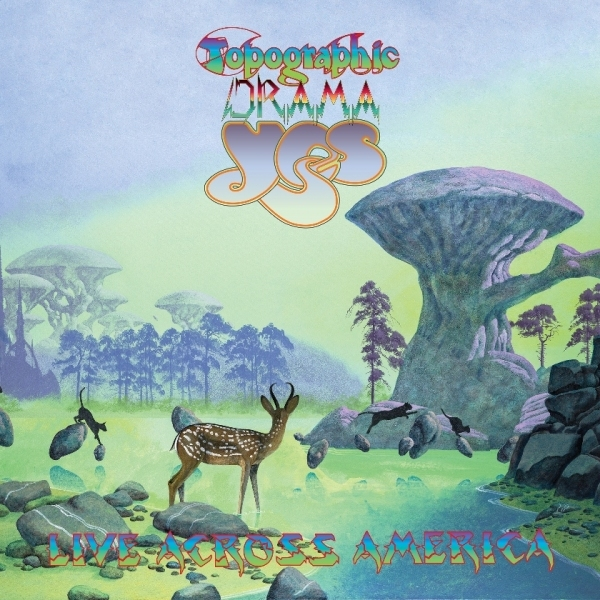 YES - TOPOGRAPHIC DRAMA