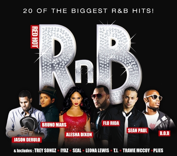 VARIOUS ARTISTS - RED HOT R'n'B