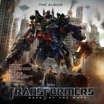 VARIOUS ARTISTS - 'TRANSFORMERS: DARK OF THE MOON""